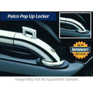 2011 2013 Dodge Ram 1500 Bed Rails   Putco, Putco Pop up locker