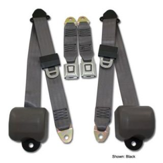Seatbelt Solutions 1979 1989 Ford Mustang Factory Replacement Seat Belts