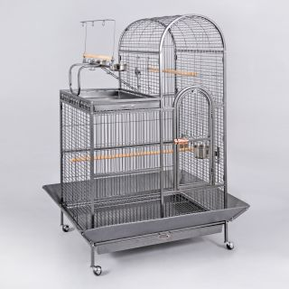 Prevue Pet Products Deluxe Parrot Cage with Playtop Area   Bird Cages