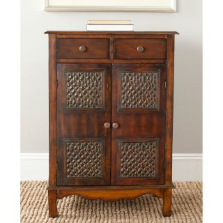 Safavieh Herbert Chest   Dark Brown   Decorative Chests