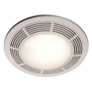 Broan Nutone Combination Fan/Light   Bathroom Lighting