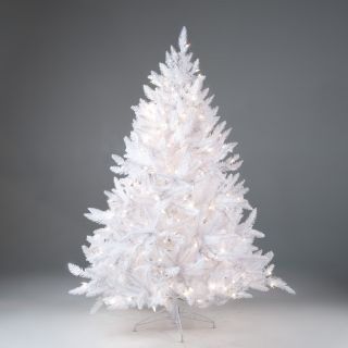 Winter Park Tabletop Pre lit Christmas Tree   4.5 ft.   Christmas Trees