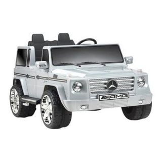 NPL Mercedes Benz G55 12 Volt Battery Operated Truck Riding Toy   Battery Powered Riding Toys