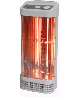 Seasons Comfort Quartz Tower Portable Heater   Portable Heaters