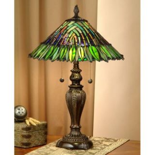 Dale Tiffany Leavesley Table Lamp   Tiffany Table Lamps