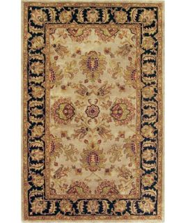 Noble House Imperial Area Rug   Camel/Blue   Area Rugs