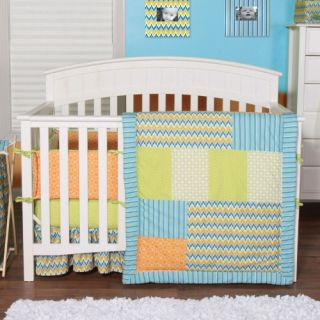 Trend Lab Baby Levi 3 pc. Crib Bedding Set   Baby Bedding Sets