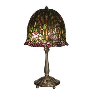 Dale Tiffany Lotus Flower Table Lamp   Tiffany Table Lamps
