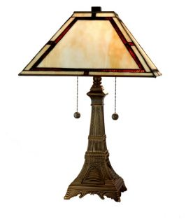 Dale Tiffany Eiffel Tower Table Lamp   Tiffany Table Lamps