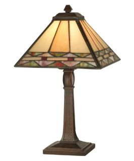 Dale Tiffany Slayter Accent Lamp   Tiffany Table Lamps