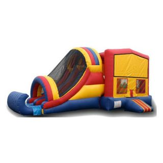 EZ Inflatables Module Combo Bounce House   Commercial Inflatables