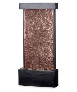 Kenroy Home Falling Water Wall/Table Fountain   Fountains