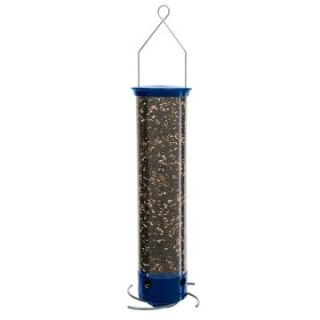 Droll Yankee Whipper 21 in. 4 Port Squirrel Proof Bird Feeder   Bird Feeders