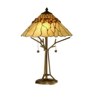 Dale Tiffany Branch Base Tiffany Table Lamp   Tiffany Table Lamps