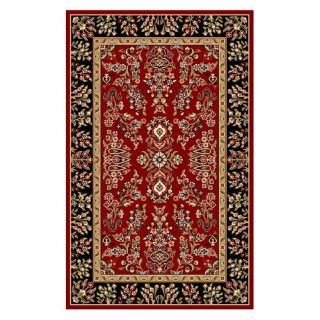 Safavieh Lyndhurst LNH331B Area Rug   Red/Black   Area Rugs