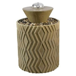 Kenroy Home Excaret Indoor/Outdoor Floor Fountain   Fountains