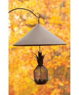 Hanging Squirrel Baffle   Bird Feeders