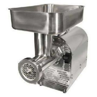 Weston 08 1201 W Commercial Electric Meat Grinder   Meat Grinders