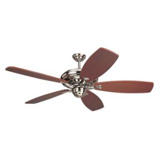Monte Carlo 5MXBS Maxima 54 in. Indoor Ceiling Fan   Brushed Steel   Ceiling Fans