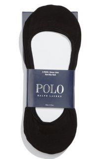 Polo Ralph Lauren Liner Socks (3 Pack) (Men)