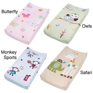 Summer Infant Plush Pals Changing Pad Cover Summer Infant Changing Pads