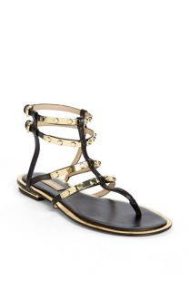 Michael Kors Hollie Leather Gladiator Sandal