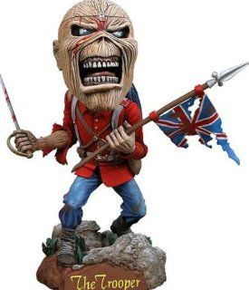 Head Knockers   Iron Maiden Eddie The Trooper Spielzeug