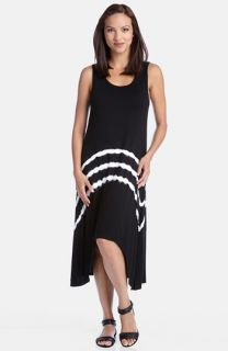 Karen Kane Tie Dye Stretch Jersey Dress