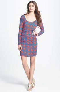 Plenty by Tracy Reese Kristen Print Stretch Jersey Dress
