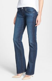 AG The Tomboy Relaxed Straight Leg Jeans (Six Year Compass)