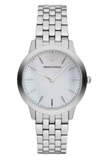 Emporio Armani Round Bracelet Watch, 33mm