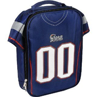 Team Beans New England Patriots Official NFL Jersey Lunch Bag Sports & Outdoors
