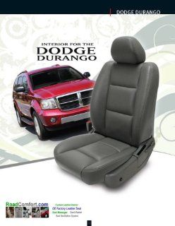 Dodge Durango Factory Leather Interior Seat Cover Upholstery Kit  Vehicle Security Complete Systems