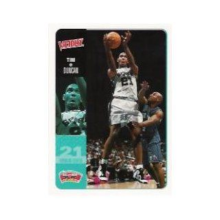 2000 01 Upper Deck Victory #184 Tim Duncan Sports Collectibles
