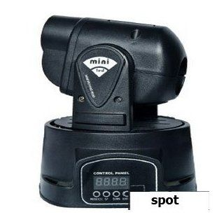 Mini Spot 15W LED Moving Head DJ Stage light Musical Instruments
