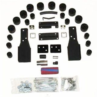 "Performance  Accessories  192  2"" Body Lift Kit  Chevy  /  Gmc  S 10,  S 15,Sonoma  Zr2  98 03  Std,  Ext. Automotive"