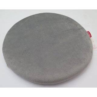 Love Home Comfortable High Quality Memory Foam Round Shape Seat Cushion/seat Pad/chair Pad/ Chair Cushion/ Office Cushion/car Cushion/stool Cushion with Velvet Cover(camel)  16.5''*16.5''*2''   Chair Cushion Round