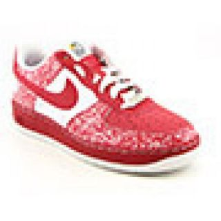 Nike Youth Kids Boys's Air Force 1 Red Athletic Nike Athletic