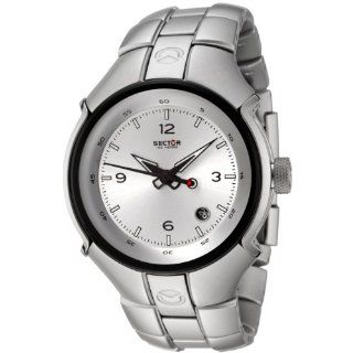 "Sector Men's R3253195115 ""195 Collection""  Aluminum and Stainless Steel Watch Watches"