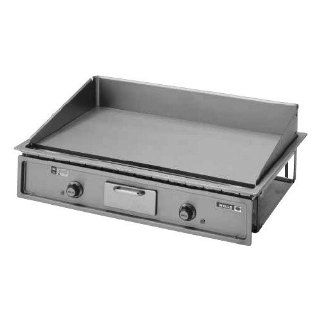 "240 Volts Wells G 196 Drop In 36"" Countertop Electric Griddle   12000W Kitchen & Dining"