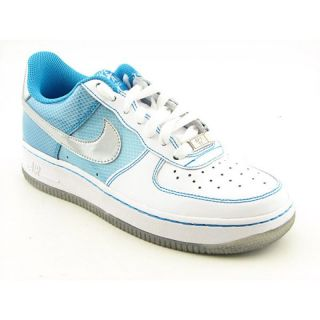 Nike Youth Kids Girls's Air Force 1 LE White Athletic (Size 3.5) Nike Sneakers