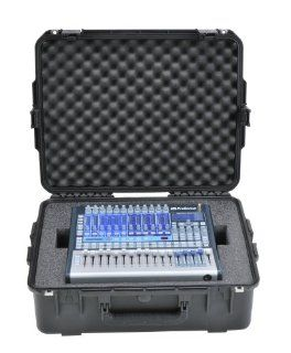 SKB 3I 2217 8 1602 iSeries Injection Molded Case for Presonus Studiolive Mixer Musical Instruments