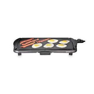 Gourmet Living Jumbo Electric Griddle Kitchen & Dining
