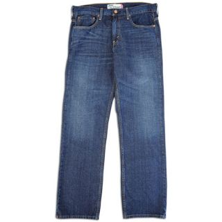 Levis 569 Loose Straight Jeans   Mens   Casual   Clothing   Dark Chipped