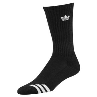 adidas Originals 3 Pack Crew Socks   Mens   Casual   Accessories   White/Collegiate Royal/Black