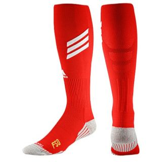adidas F50 Soccer Socks   Mens   Soccer   Accessories   University Red/White