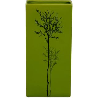 Urban Trends Collection Large Green Ceramic Vase Urban Trends Collection Vases