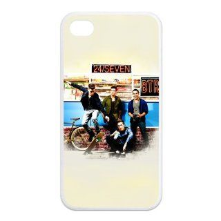 Big Time Rush Iphone 4 4S Case Big Time Rush Band BTR TPU Rubber Cases Cover Buff at abcabcbig store Cell Phones & Accessories
