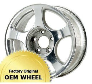FORD MUSTANG 16X7.5 5 SPOKE Factory Oem Wheel Rim  POLISHED   Remanufactured Automotive