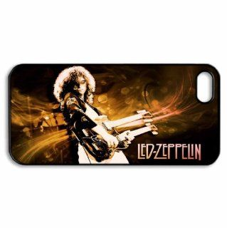 Iphone5/5s Covers Led Zeppelin hard silicone case Cell Phones & Accessories
